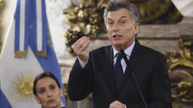 """Denuncian a Macri por endeudar """"eternamente"""" a Argentina"""