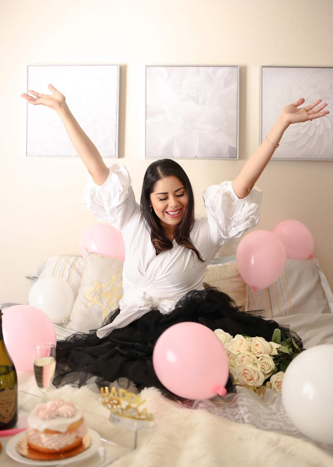 fashion blogger celebrating birthday, san diego fashion blogger birthday