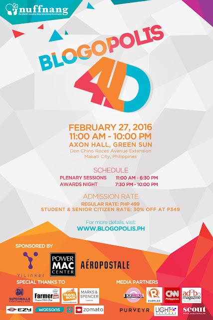 Blogopolis 2016 Blogopolis 4D