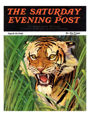 19 April 1941 worldwartwo.filminspector.com The Saturday Evening Post cover Emmett Watson