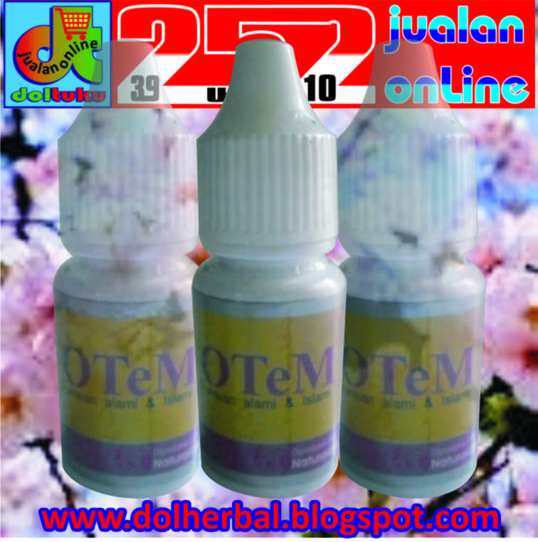 Obat Tetes Mata Herbal OTEM THM Ramuan Alami Tradisional