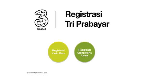 Cara Registrasi Ulang Kartu Tri 3 Sesuai Peraturan Menkominfo \u2013 how to hardreset