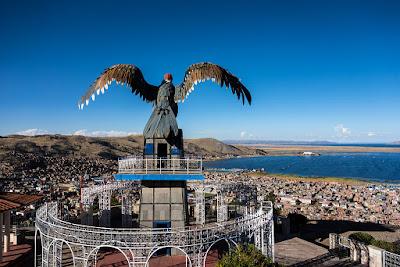 Mirador del Cóndor,  Puno, Puno Lago Titicaca