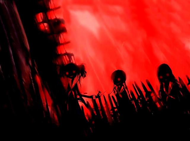 Cruces, Rojo y Miedo