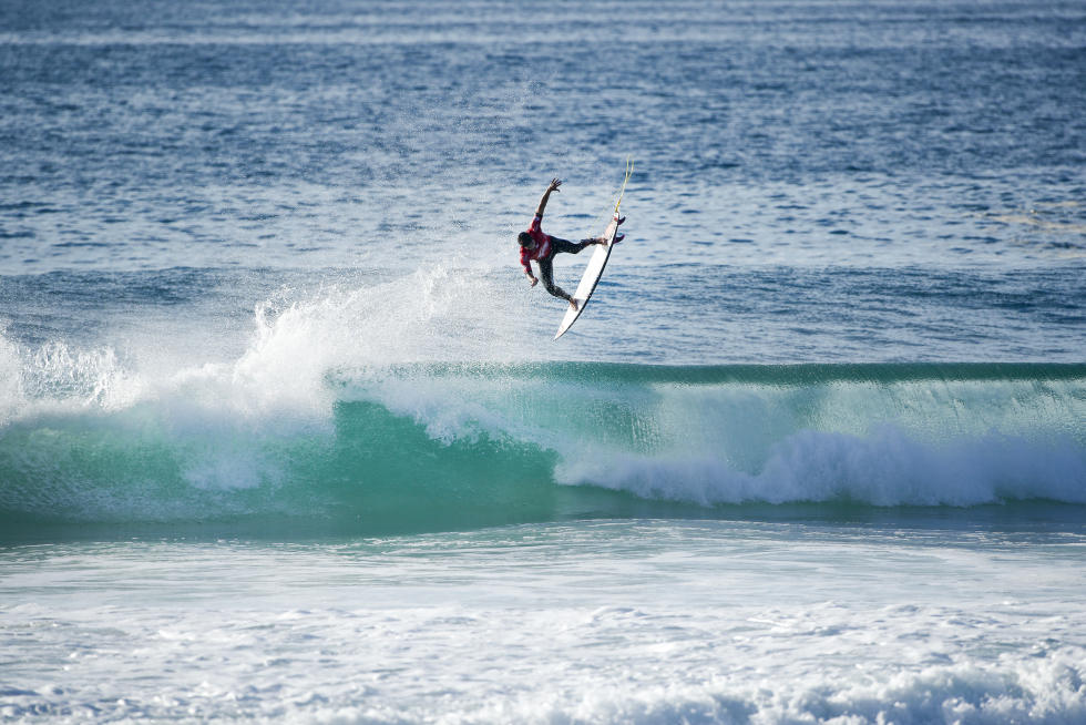 Highlights Day 5 at the Quiksilver Pro and Roxy Pro