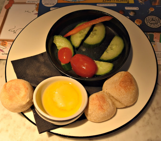 Pizza Express Piccolo Dough Balls