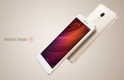 Xiaomi Redmi Note 4 Goes Live; FHD Display, 3GB RAM, 64GB ROM, Helio X20, 4100mAh Battery for Php6.2K