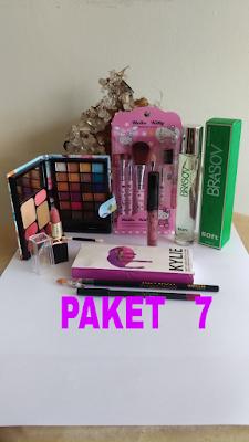 Paket Kosmetik All In | Jual Cosmetics Lampung | Jual Kosmetik Wardah Lampung | Jual Kosmetik Metro