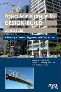 Book on Project Administration for Design - Build Contracts PDF