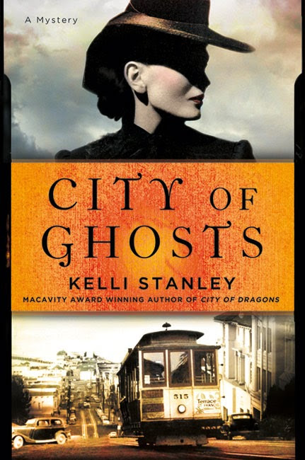 Kelli Stanley: The City of Ghosts Interview