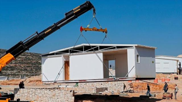 Israel aprueba construir 640 nuevas viviendas ilegales en Al-Quds