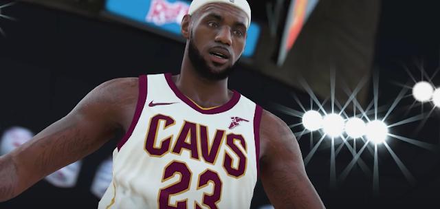 NBA 2K18 presenta los espectaculares equipos All-Time