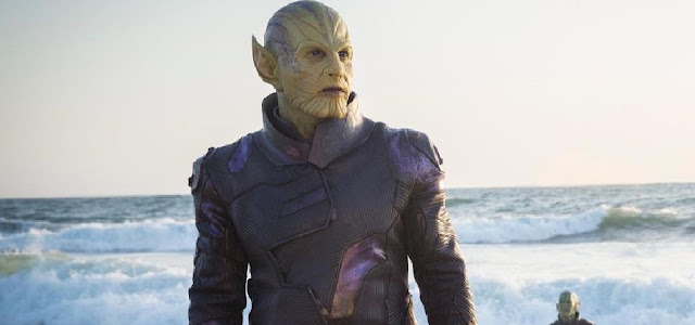 Ben Mendelsohn revela que Talos deveria morrer inicialmente em 'Capitã Marvel'