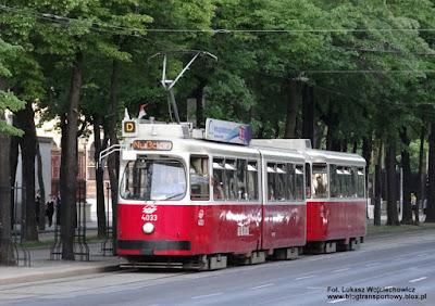 E2+C5 #4033+1433, Wiener Linien
