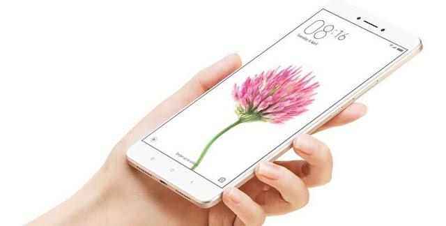 Xiaomi Mi Max 2 dengan Kekuatan Baterai 5000 mah dan Ram 6 GB