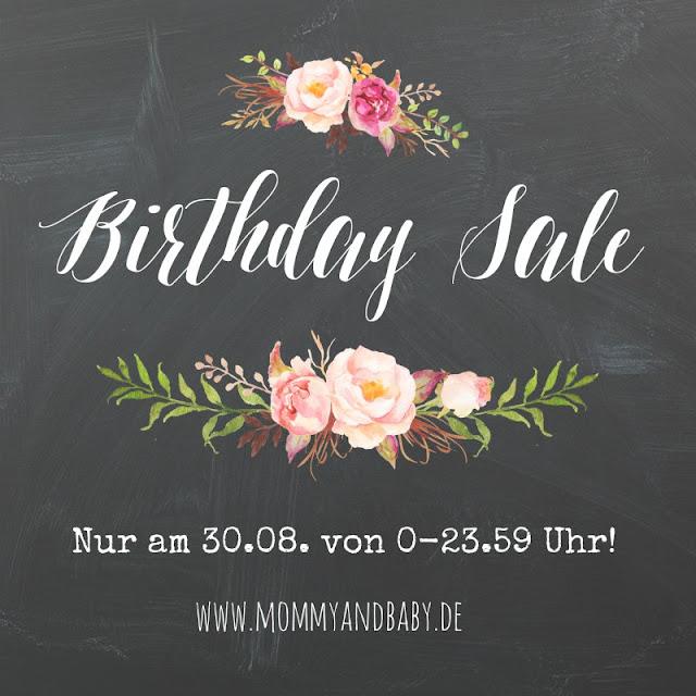 Zur Birthday SALE Kategorie und Vorteile sichern!