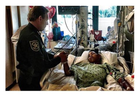 Florida School Shooting: 15-year-old student in 'bad shape' after taking five bullets shielding his classmates from the attacker's shots