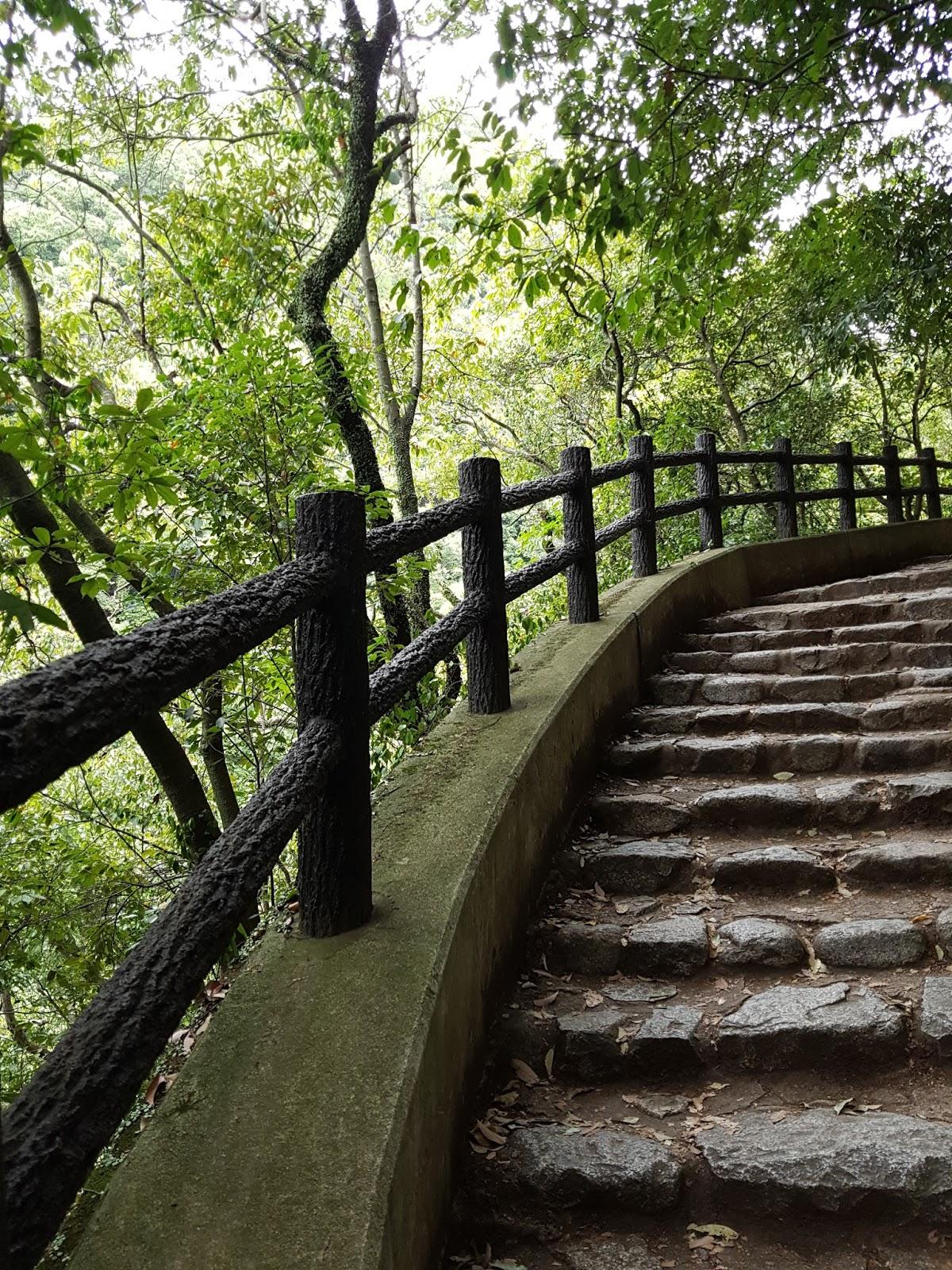 Nunobiki Falls Path, Kobe