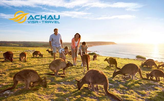 Thời gian xin visa du lịch Úc mất bao lâu?1