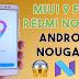 Download ROM epic MIUI 9 7.9.7 Kenzo Base Nougat 7.0