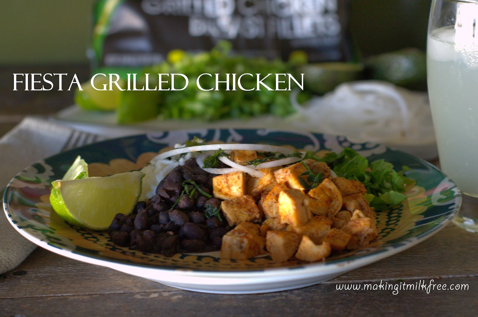 gluten-free chicken, gluten-free recipes, gluten-free cooking, #CookItGF, #CollectiveBias, #shop