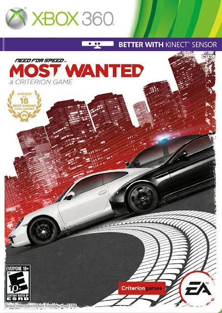 Need for Speed Most Wanted Free PC Game Download