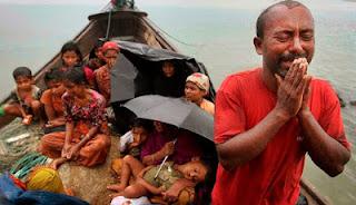 Larangan Berpuasa Pada Muslim Rohingya