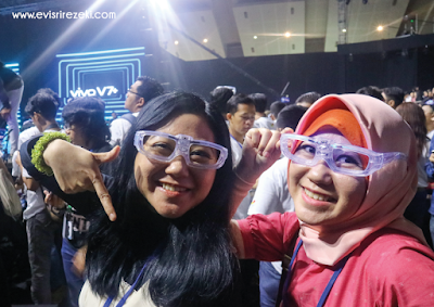 Malam Kolaborasi Media Terbesar Di Peluncuran Vivo V7+