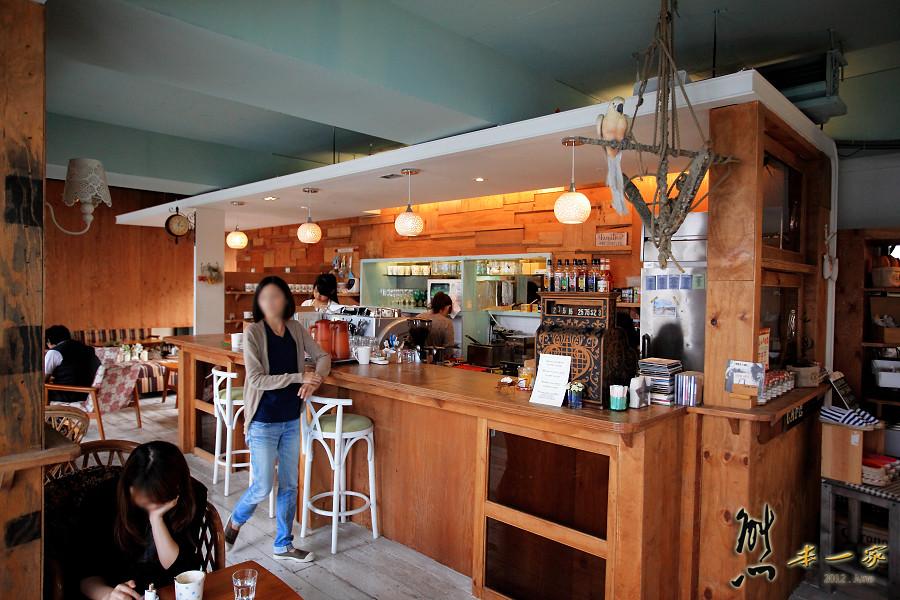 安克黑咖啡Ancre Cafe|新北淡水下午茶