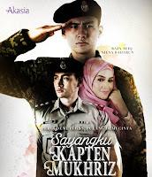 Sayangku Kapten Mukhriz Episod 5
