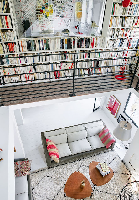 Architektur, Design und Einrichtung führen zur lockeren Urlaubsstimmung zu Hause