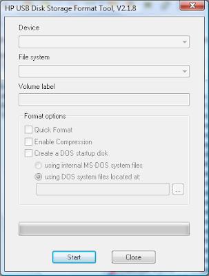 DISK TOOL 2.1.8 STORAGE GRATUIT HP USB TÉLÉCHARGER V FORMAT