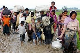 Jumlah Pengunsi Etnis Rohingya Capai 313.000 di Bangladesh