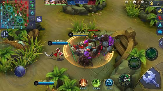 Ambil Jungle Monster Tim Musuh