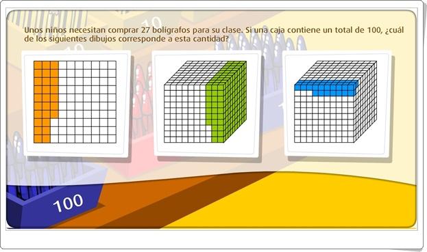 """""""Resuelve problemas de fracciones y decimales"""" (Actividad interactiva de Matemáticas de Primaria)"""