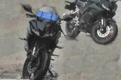Yamaha R15 V3 Sudah Semakin Nyata