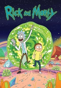 Rick e Morty Desenhos Torrent Download capa