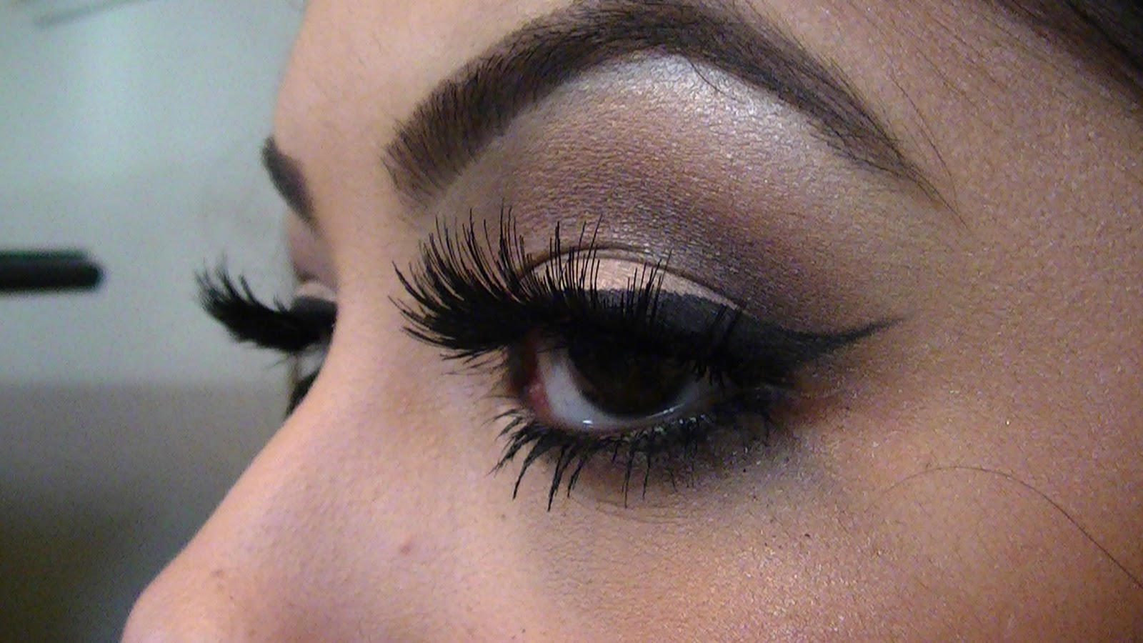 ca5429e463c Here is a picture of the lashes that I tried. These are the Eylure  Naturalites Double Lashes #205