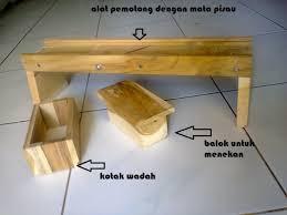 alat pemotong singkong manual