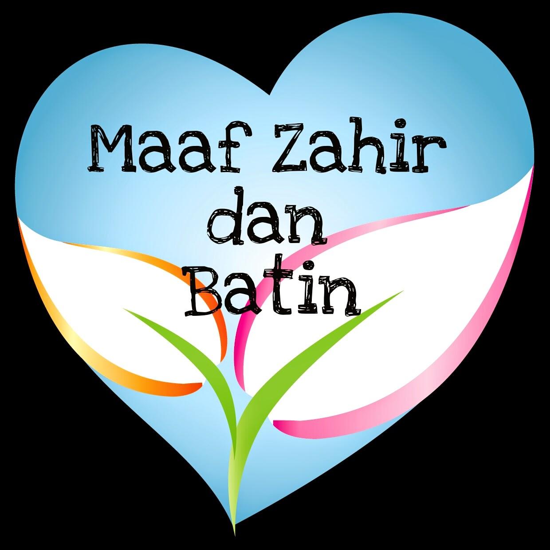 Unity Is Infinity Aidilfitri Eid Al Fitr Maaf Zahir