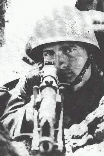 Polish Soldier WW2