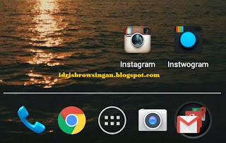 Cara Install 2 Akun Instagram Di Android Mudah