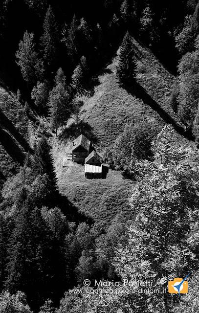 Baite in valle Onsernone