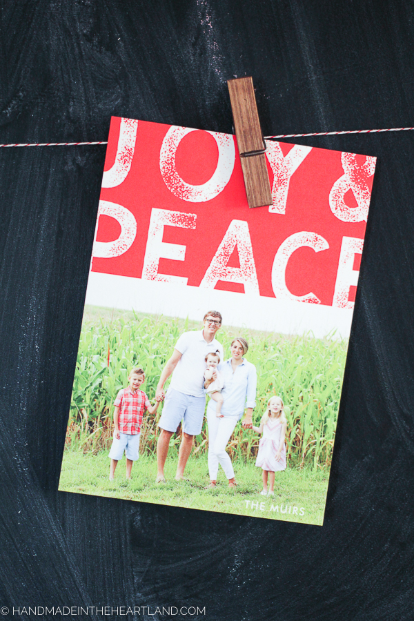 the best site to print your photo holiday cards