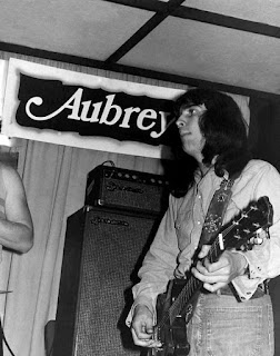 Eddie Hansen at Aubrey's, Christchurch 1970