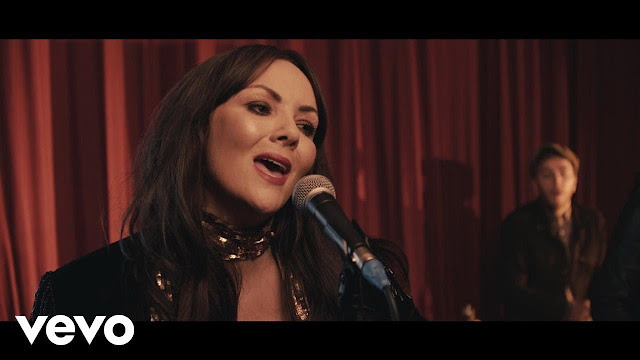 Martine McCutcheon Unveils New Single 'Any Sign of Life'