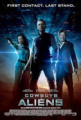 Cowboys & Aliens – Full HD 1080p