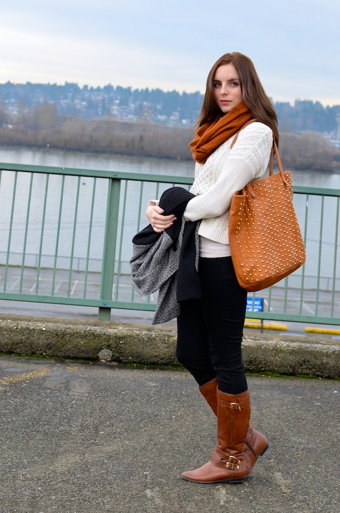 What to Wear on a Cold Day, Vancouver Style Blog, Beauty Blog, Vancouver Beauty Blog, Vancouver Fashion Blog