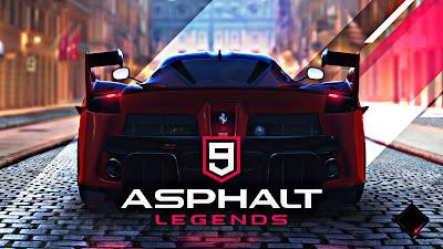 حصريا تحميل لعبة Asphalt 9: Legends v1.0.1A كاملة للاندرويد (آخر اصدار)