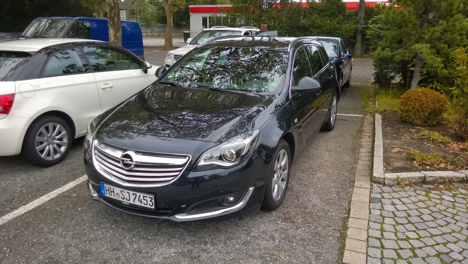 opel insignia sports tourer 2.0 cdti - duck@cars